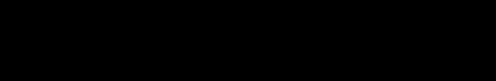 Logo noir sur fond blanc