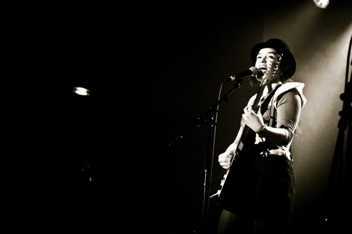 Tess @ Tapis Rouge, Colombes | 13.03.2011