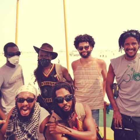 Rootz Underground - Burning Man 2013